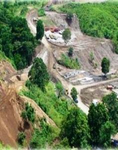 Proyecto hidroeléctrico Bajo de Mina