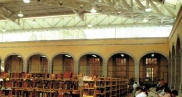Biblioteca de México, en La Ciudadela