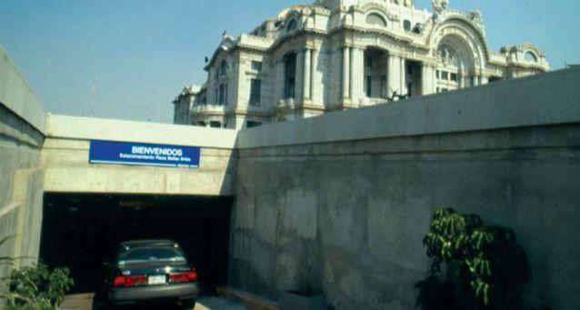 Estacionamiento_Subterraneo_Bellas Artes