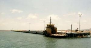 Muelle de Contenedores Topolobampo