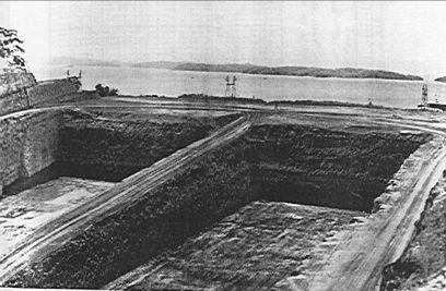 Excavación en 1939